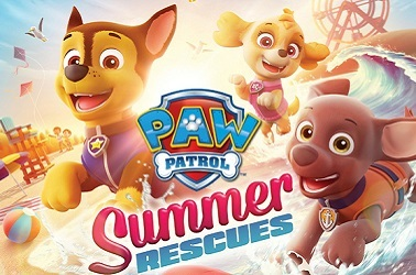 Paw Patrol: Summer Rescue