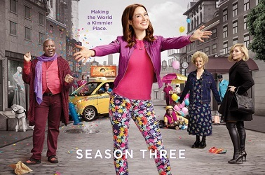 The Unbreakable Kimmy Schmidt S3
