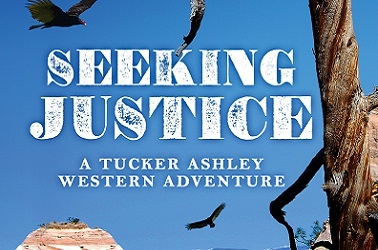 Seeking Justice by  C.M. Wendelboe