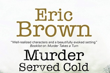 Murder Served Cold by Eric Brown