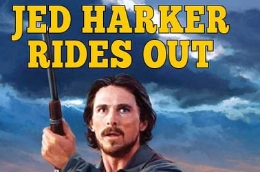 Jed Harker Ride's Out by Simon Webb